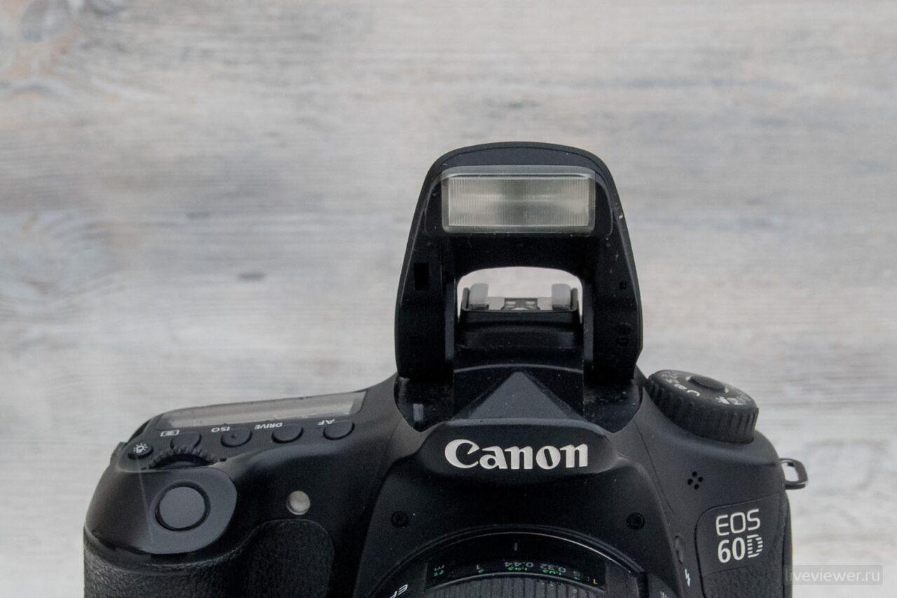 Canon EOS 60D обзор, фото